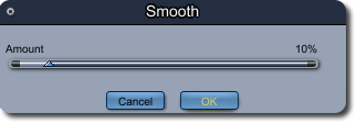 Smooth Dialogue Options