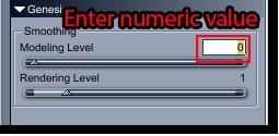 Numeric Value