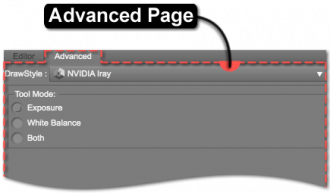 Advanced Page