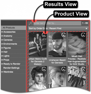 Product View