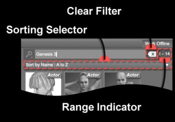 Sorting Selector